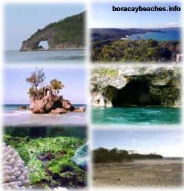 Boracay Island Attraction